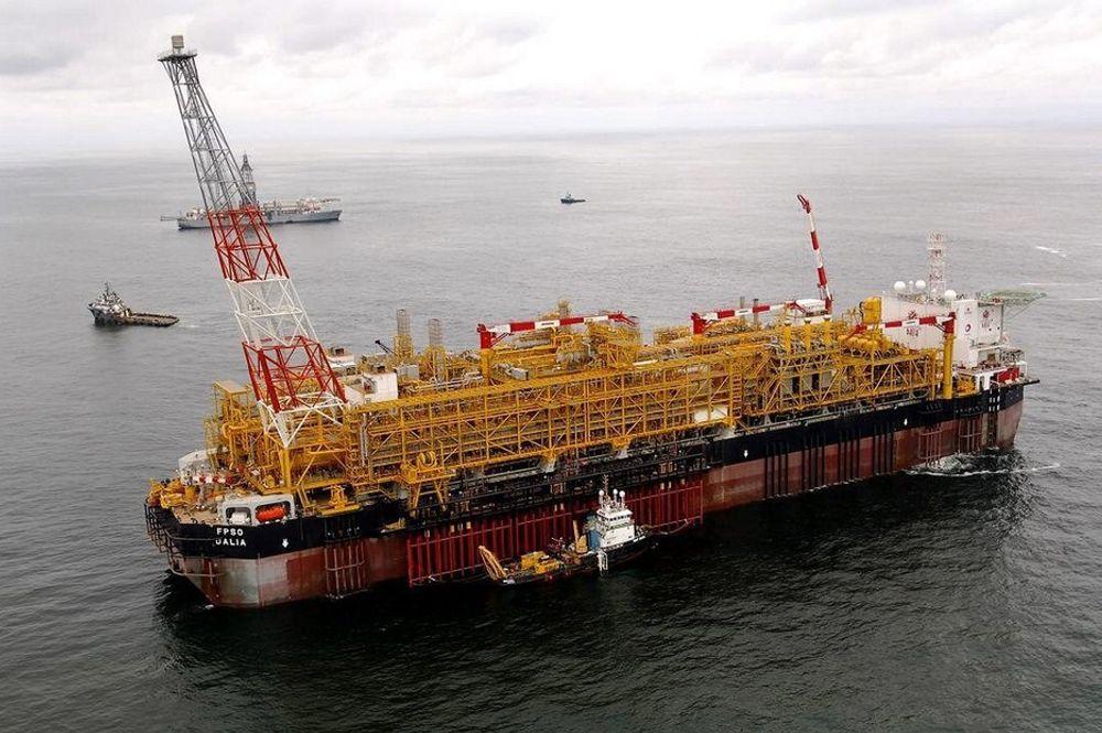 OPPLYSER: Statoil opplyser i sine bærekraftrapporter om de finansielle transasjonene i hvert enkelt land de opererer. Her fra Angola og Dahlia-prosjektet hvor Statoil har en eierandel.