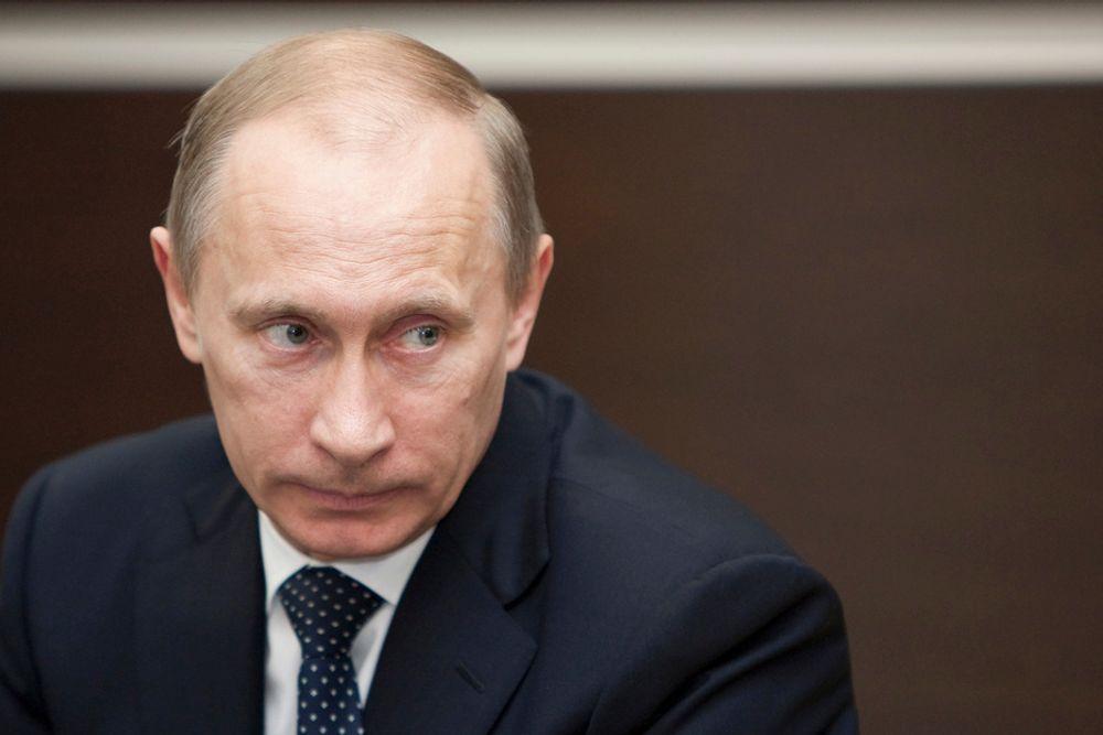 GITT BESKJED: Vladimir Putin har gitt beskjed til Arkhalsk myndigheter at hovedforsyningsbasen for Sjtokman legges til byen.