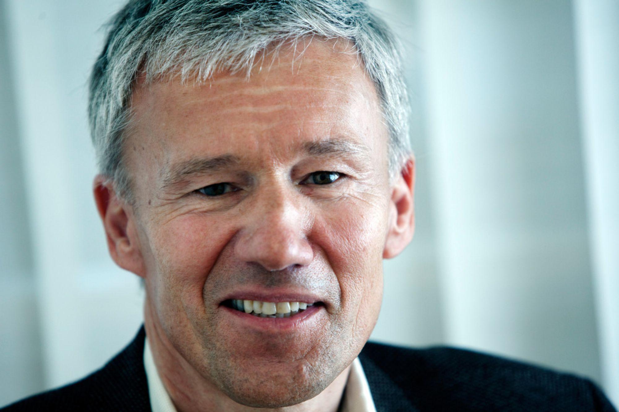 PÅ SHOPPING: John Nyheim i Norconsult har kjøpt nok et selskap, denne gangen Pro Teknologi i Trondheim.