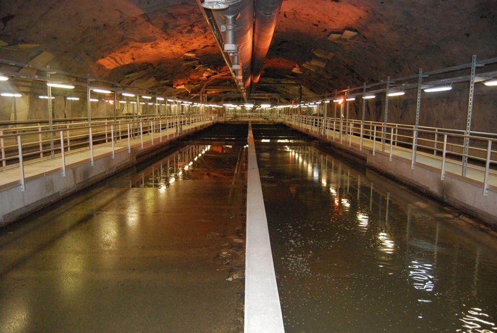 KLOAKKDRIVSTOFF: Det nye biogassanlegget på Bekkelaget i Oslo gjør det mulig å lage drivstoff av kloakk. Illustrasjonsfoto.