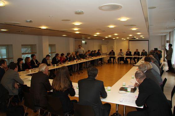 Strategisk råd for miljøteknologi, Erik Solheim og Trond Giske