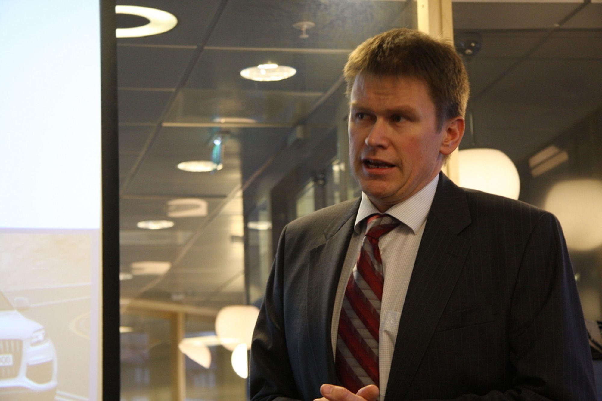 Kongsberg Automotive får milliardkontrakt