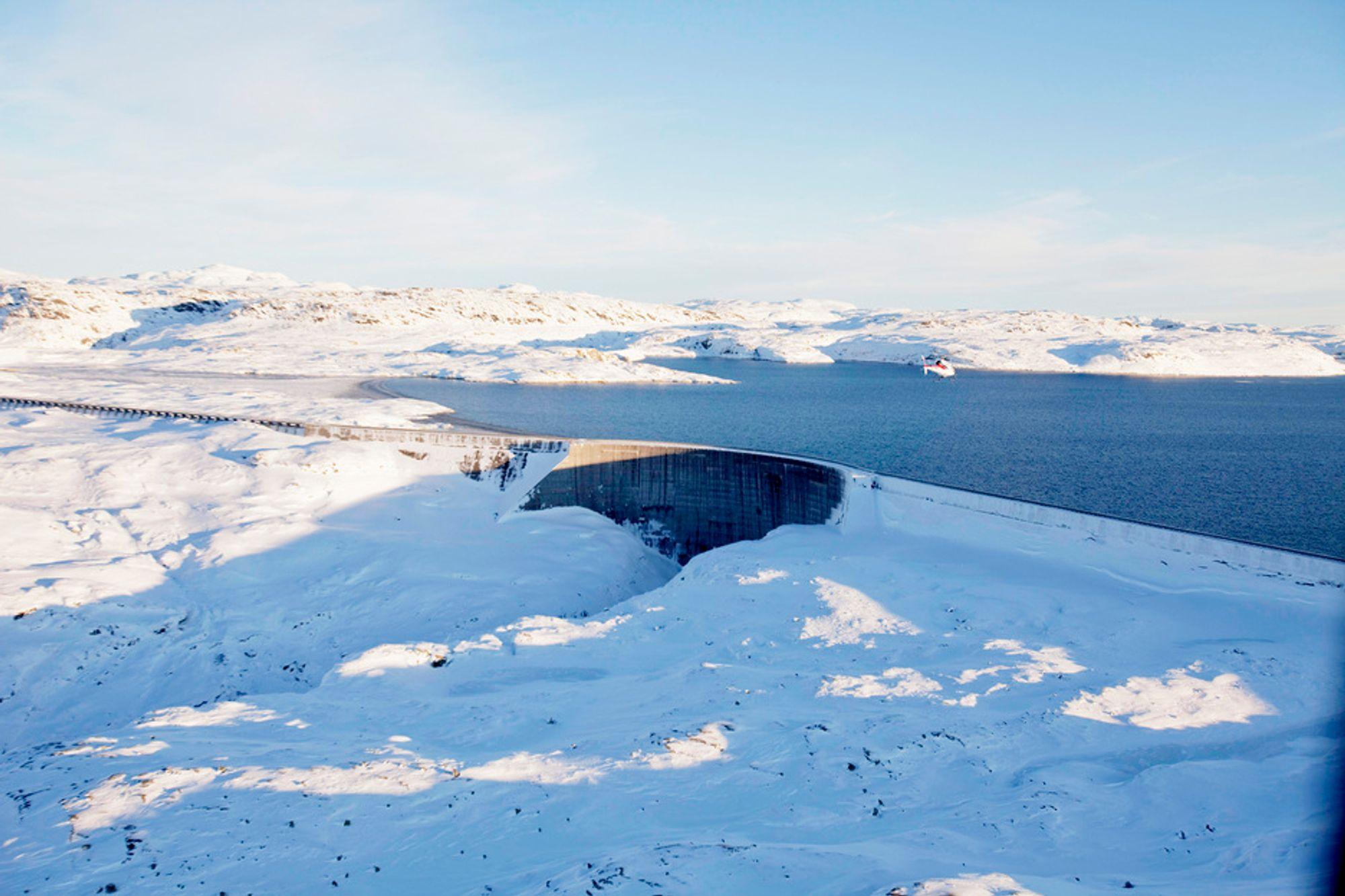 KRAFTANLEGG: Blåsjø energimagasin tilhører Ulla-Førre anlegget, som er Norges største kraftstasjon. Det har lenge vært politisk enighet om at tiden for nye store vannkraftprosjekter er forbi, men ny teknologiutvikling gjør at flere tar til orde for at dette bør sees på på nytt.