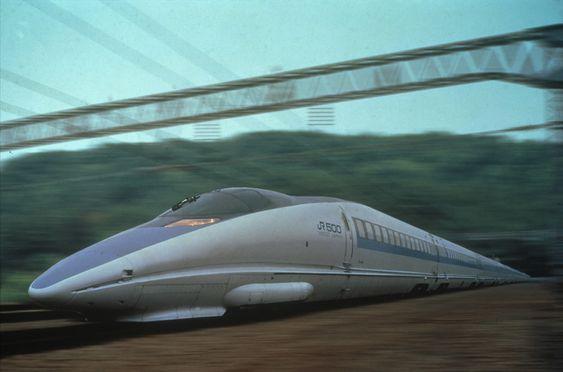 Rapid Hakata Tokyo Bullet Tokaido 500 Nozomi Shinkansen   Copyright: ©JNTO
