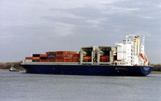 Byggeår: 1999 DVT: 41749 Lengde: 184,50 Bredde: 31,0 Bruttotonn: 29.898 Containerkapasitet: 1914 TEU Fart: Maks 16 knop Forbruk: 44 tonn