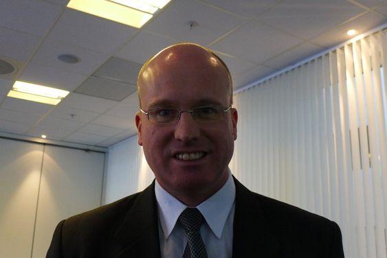 adm. direktør i Nord Pool Spot, Mikael Lundin.