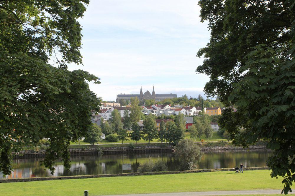 NTNU Gløshaugen, Trondheim.