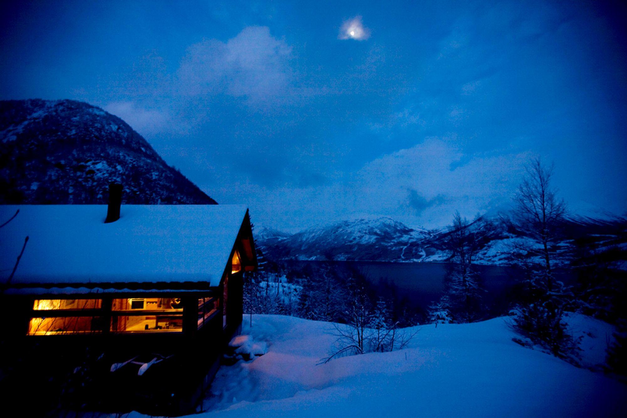 En ekstra milliard i frostskader:   – Hold hyttene varme