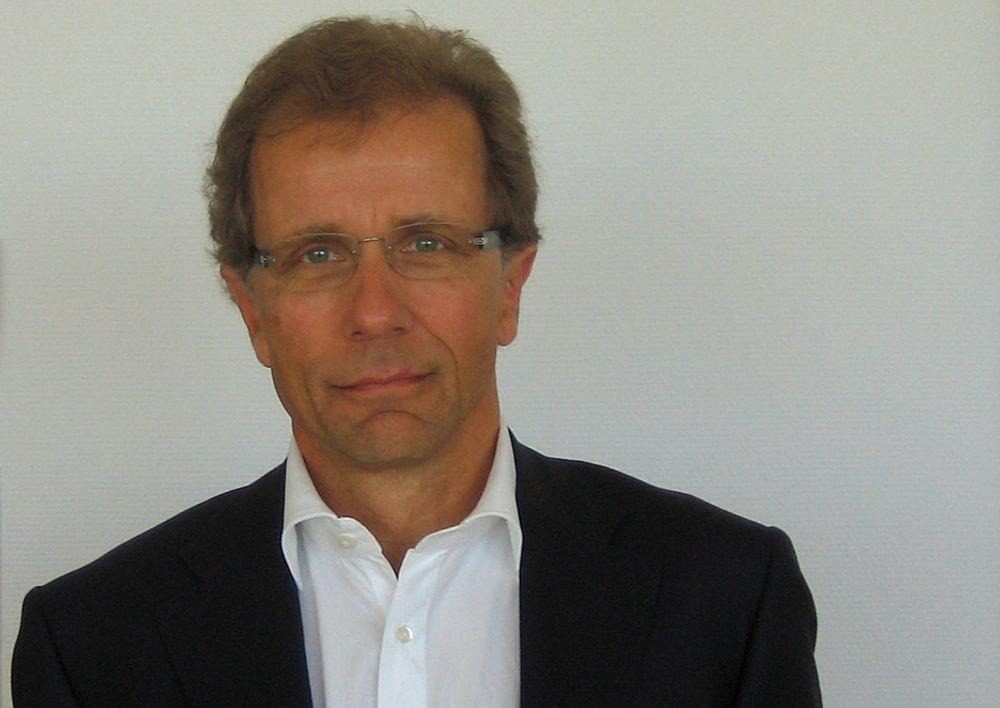 ETTERTRAKTET: - Det vil bli rift om ingeniører til vår sektor. Derfor tror jeg det er en fordel at vi er på Østlandet, sier Otto Søberg.