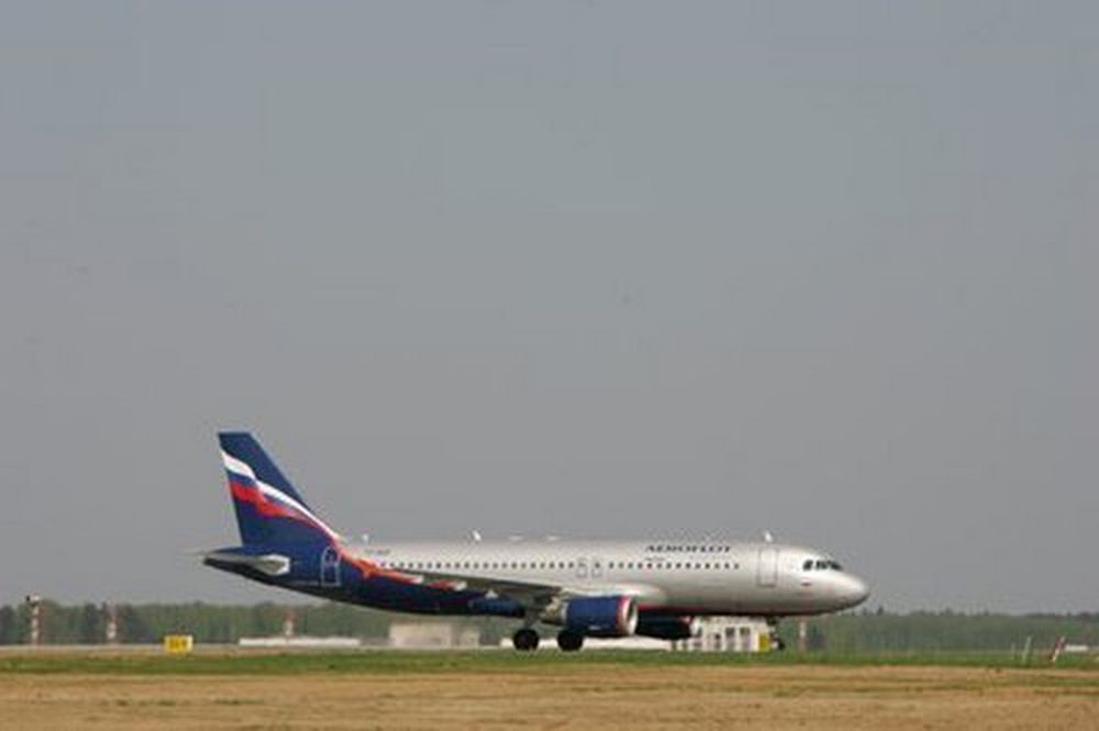 Det var et Airbus 320-fly fra Aeroflot som tok av fra taksebane M på OSL. Den går parallelt med rullebanen 01L hvor flyet egentlig skulle ta av fra.