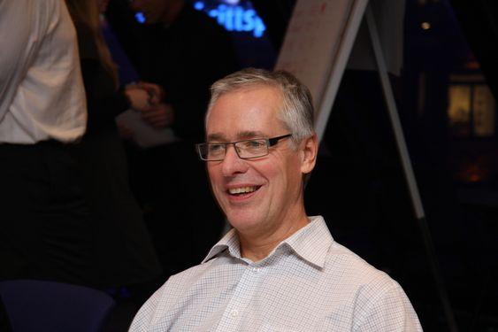Direktør Erik Skjelbred i Energi Norge