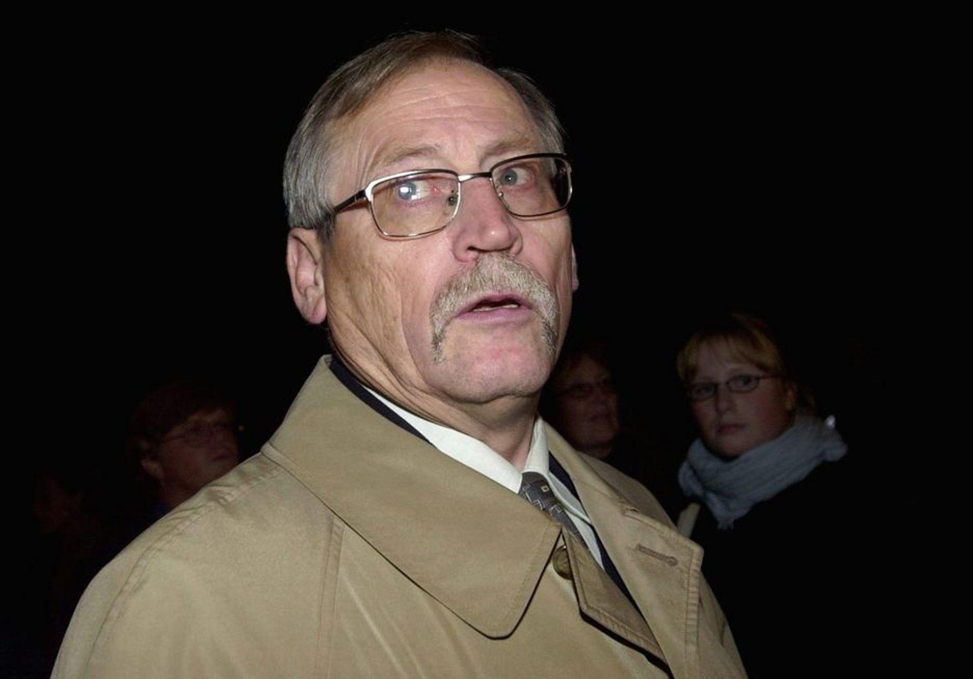FIKK IKKE VILJEN SIN: Tormod Hermansen ledet utvalget som anbefalte en norsk samarbeidsløsning. Forsvaret lyttet ikke, men valgte å kjøpe en satellitt fra Spania.