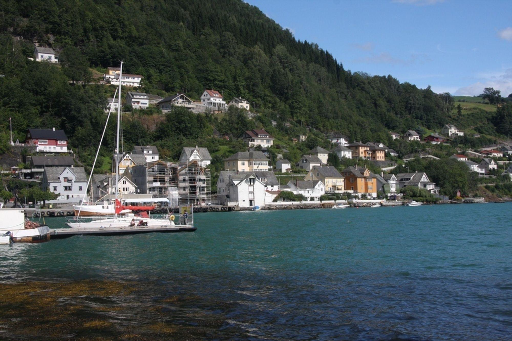 UNNGÅ FORSINKELSER: Statnett inngår kontrakt med Bergen-baserte DOF Subsea Norway AS om å få utført undersøkelser av sjøbunnen i Hardanger.