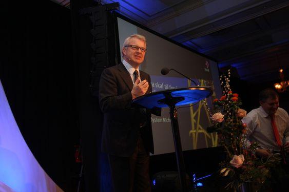 Øystein Michelsen, konserndirektør for Statoil på norsk sokkel, tror ikke skifergass i Europa vil stoppe prosjekter på norsk sokkel.