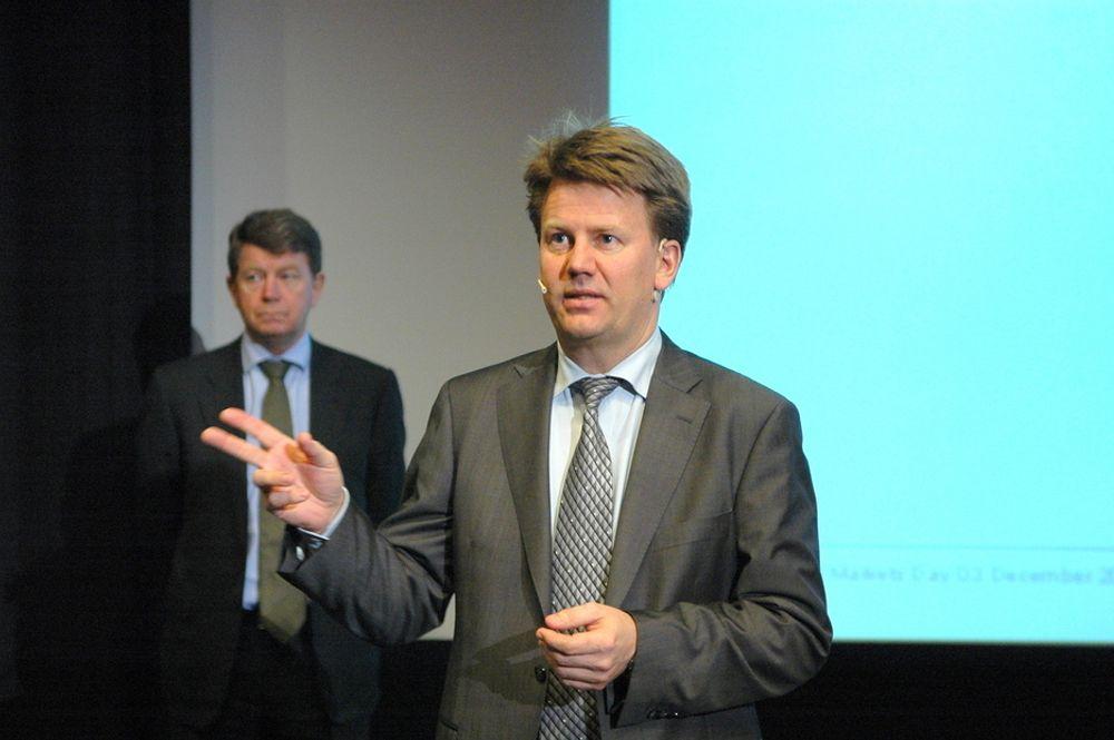 CASHER INN: Sjef for Aker Solutions subseavirksomhet Mads Andersen kan glede seg over store kontrakter i Brasil. - Vi har foreberedt oss godt, sier han.