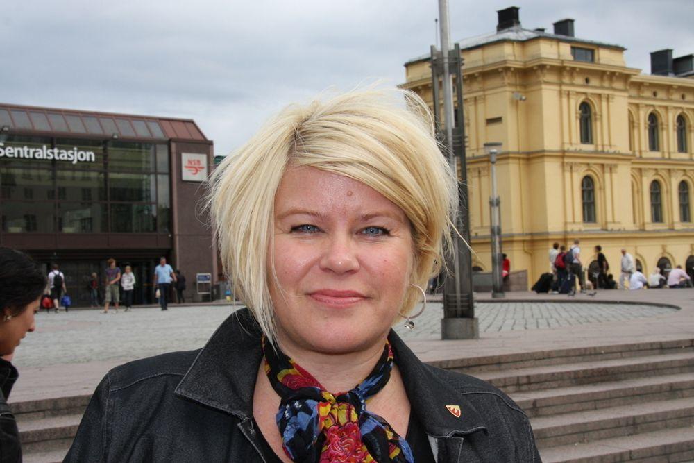 Linda Beate Randal ordfører i Kirkenes.