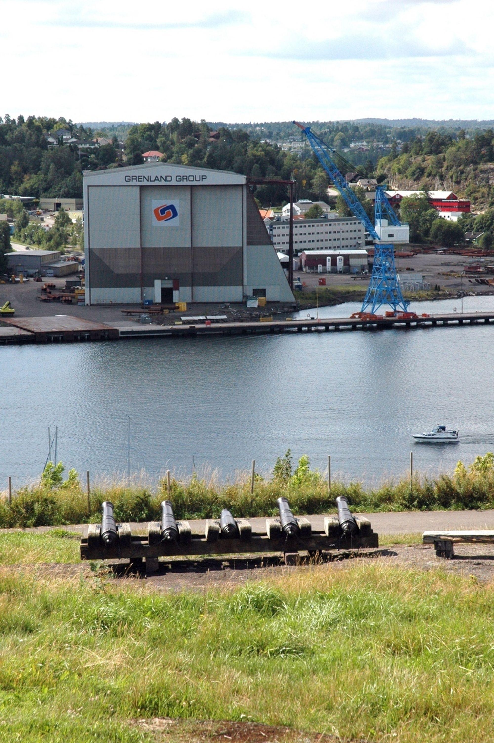 SIKRER ARBEID: Statoils Fast Track prosjekter gir arbeid for Grenland Group.