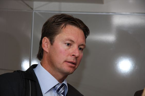 Knut Ørbeck-Nilssen,  Divisjonsdirektør DNV