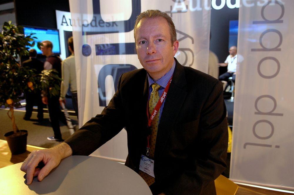 HOLDER ORD: Jan Skogseth lovet å oprette kontor i Harstad dersom de fikk Norne V&M.