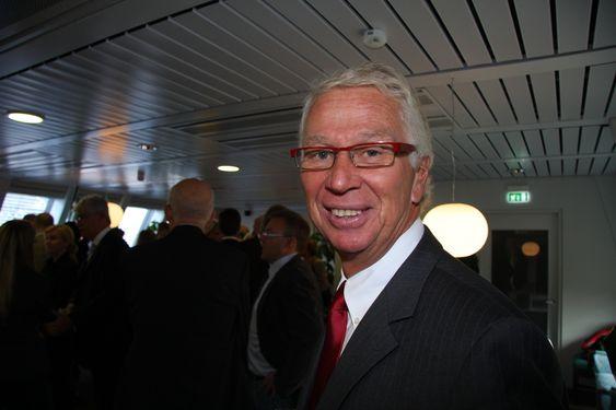 Kjell Olav Johannessen i NCE NODE (oljeklyngen på Sørlandet)