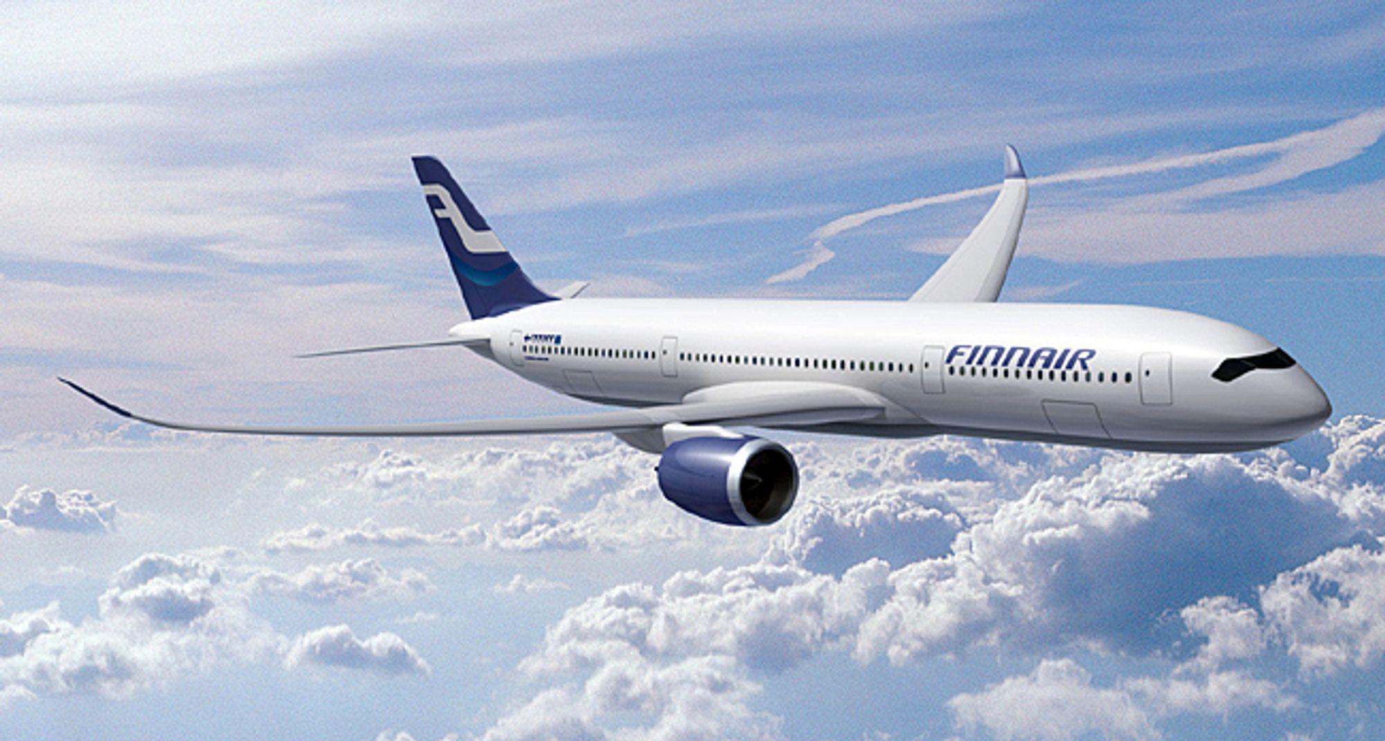 I perioden 2014 til 2017 skal Finnair få levert minst 11 slike Airbus A350 XWB.