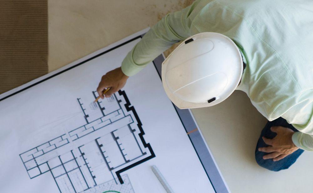 TALL: Ingeniører i hovedstaden har høy lønn.
