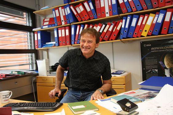 Teknologidirektør Arild Vik sier det unike med Prototech er breden i kompetanse og virksomhet.