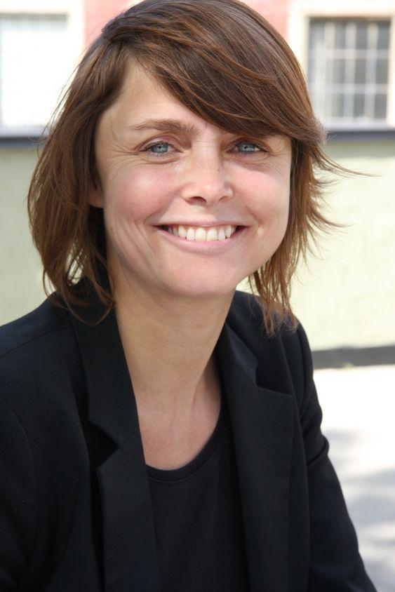 Arkitekt Cathrine Vigander