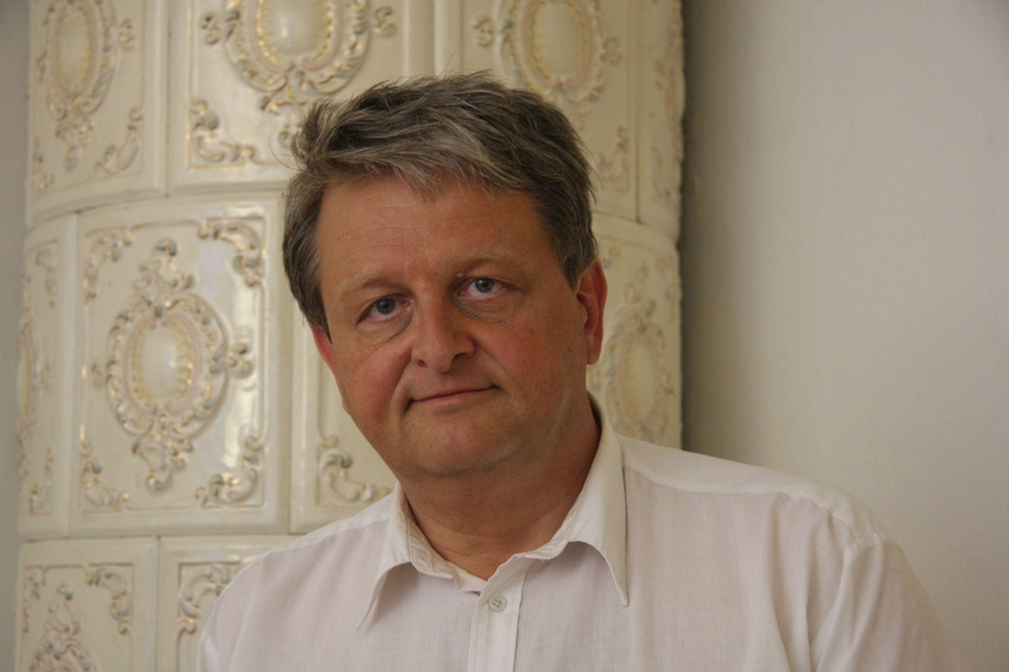 KRITISK: - Statkraft er en bedrift, som bør sees på som en bedrift, sier styreleder Arvid Grundekjøn, som er svært kritisk til statens utbyttepolitikk.