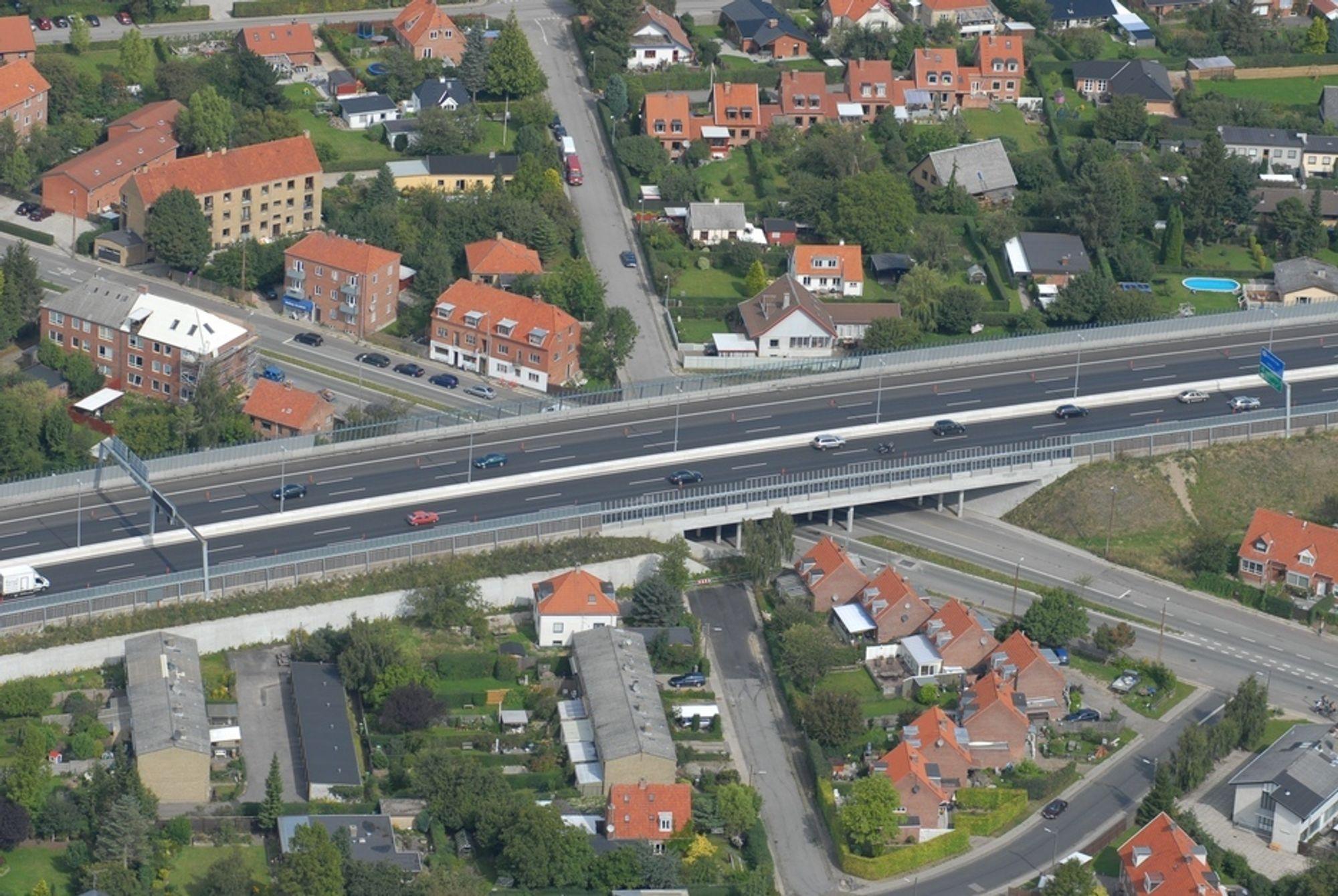 Danske motorveier dyrere enn norske