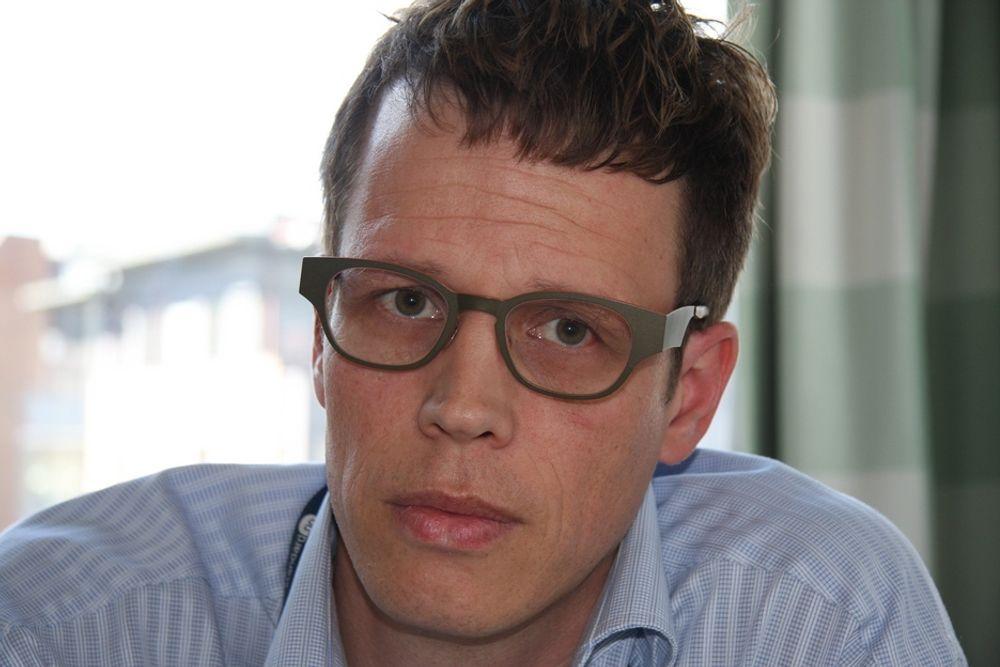 FORSTÅ: Markedsdirektør Jacob Mehus vil forstå hvordan BIM påvirker byggenæringen og Standard Norges inntektsgrunnlag.