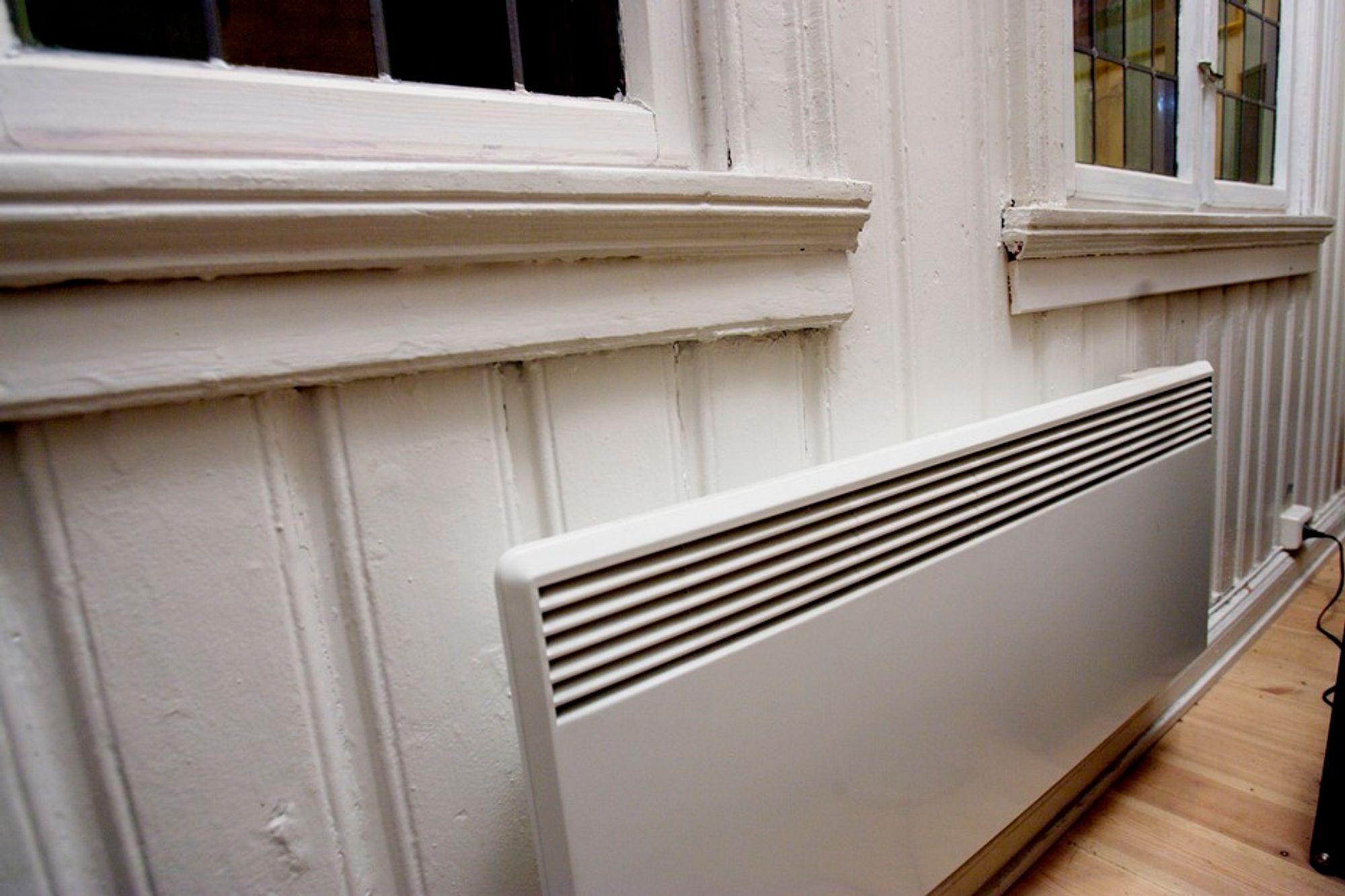 Norske bygg har Europas strengeste energikrav, viser rapport.