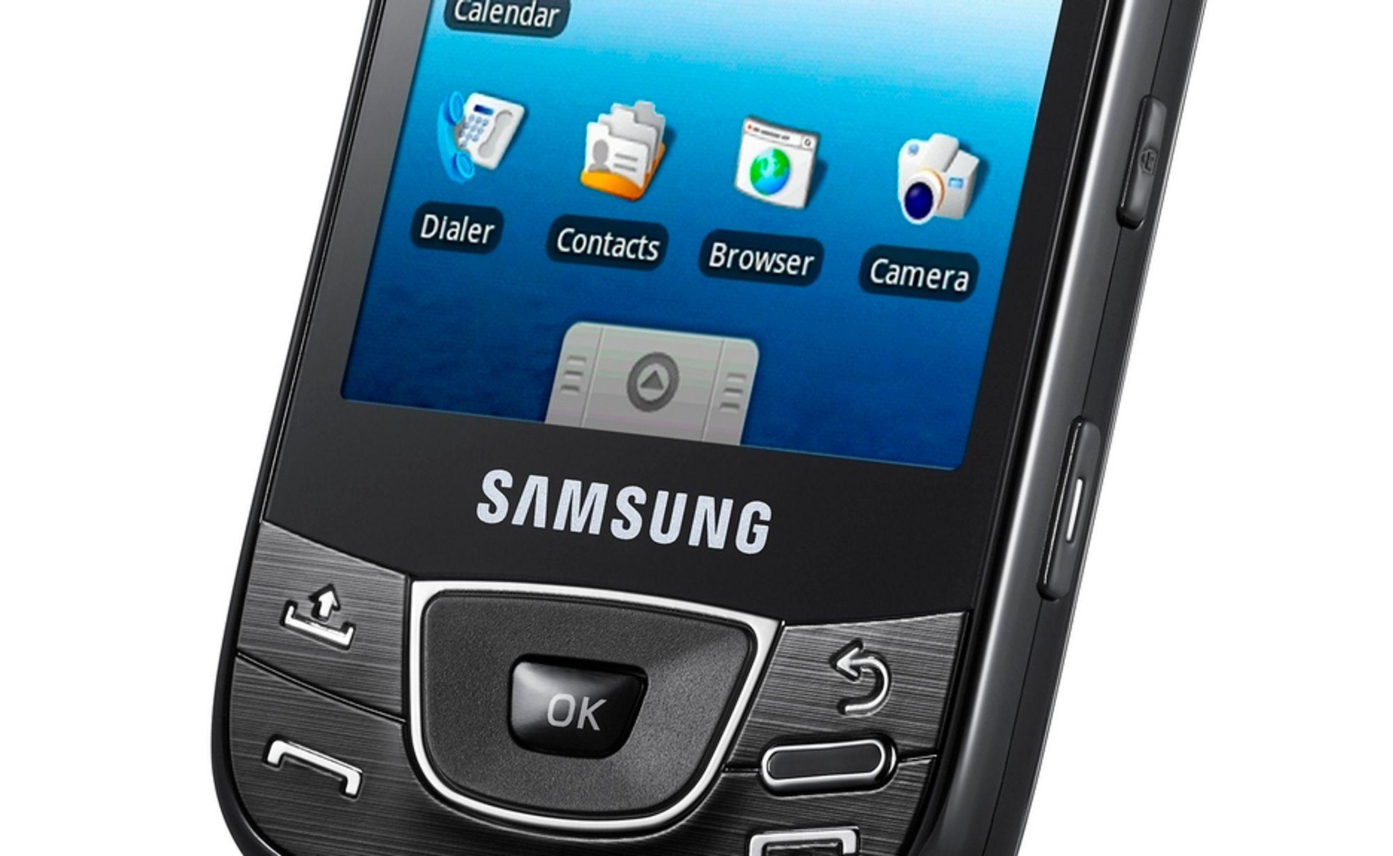 PREMIERE: Kaspersky Lab har funnet den første trojaneren for Android-telefoner, som Galaxy fra Samsung.