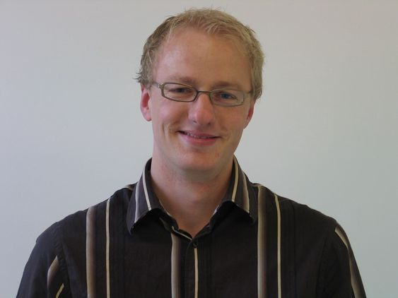 Marius Gjerset i miljøstiftelsen Zero