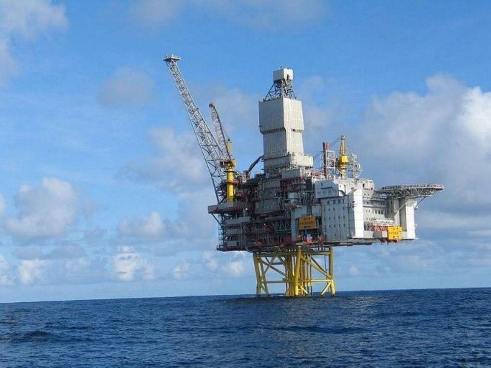 FORLENGER LEVETIDEN: En ny kompressormodul vil sørge for å opprettholde produskjonen av gass fra Kvitebjørn ut over 2013.