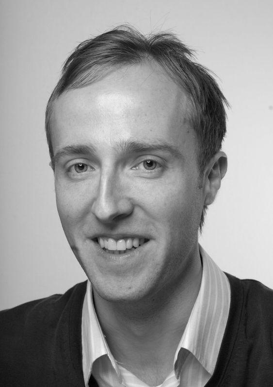 Floire Nathanel Daub, prosjektleder, Coinco North. Høyhastighetstog.