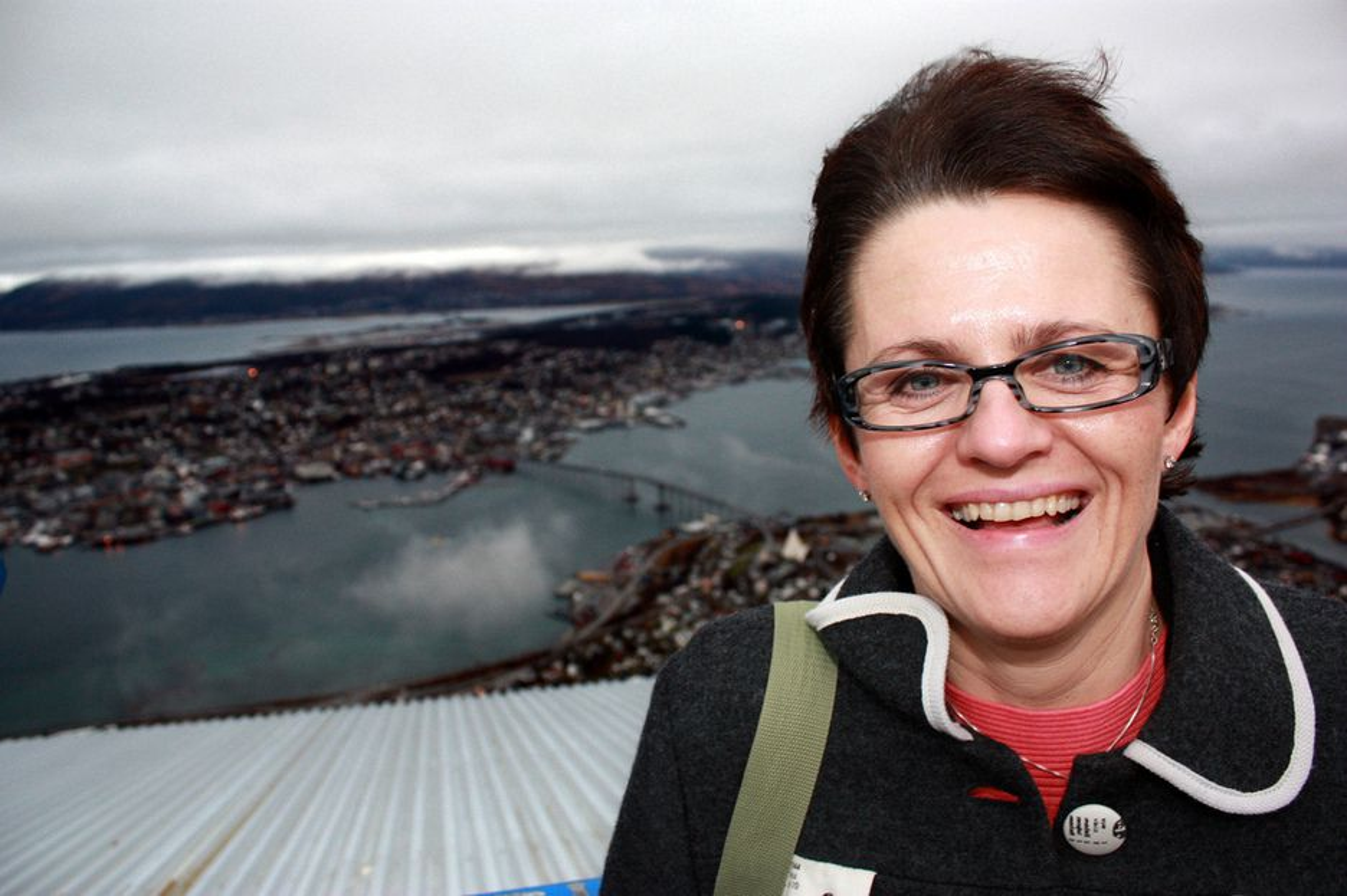 Fiskeri- og kystminister Lisbeth Berg-Hansen