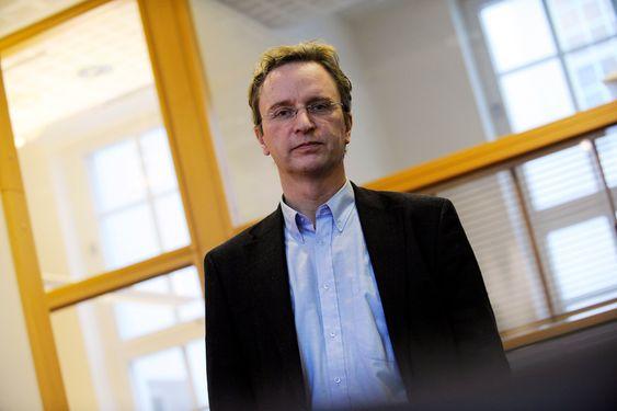 Kjell Jostein Sunnevåg, utredningsleder i Konkurransetilsynet