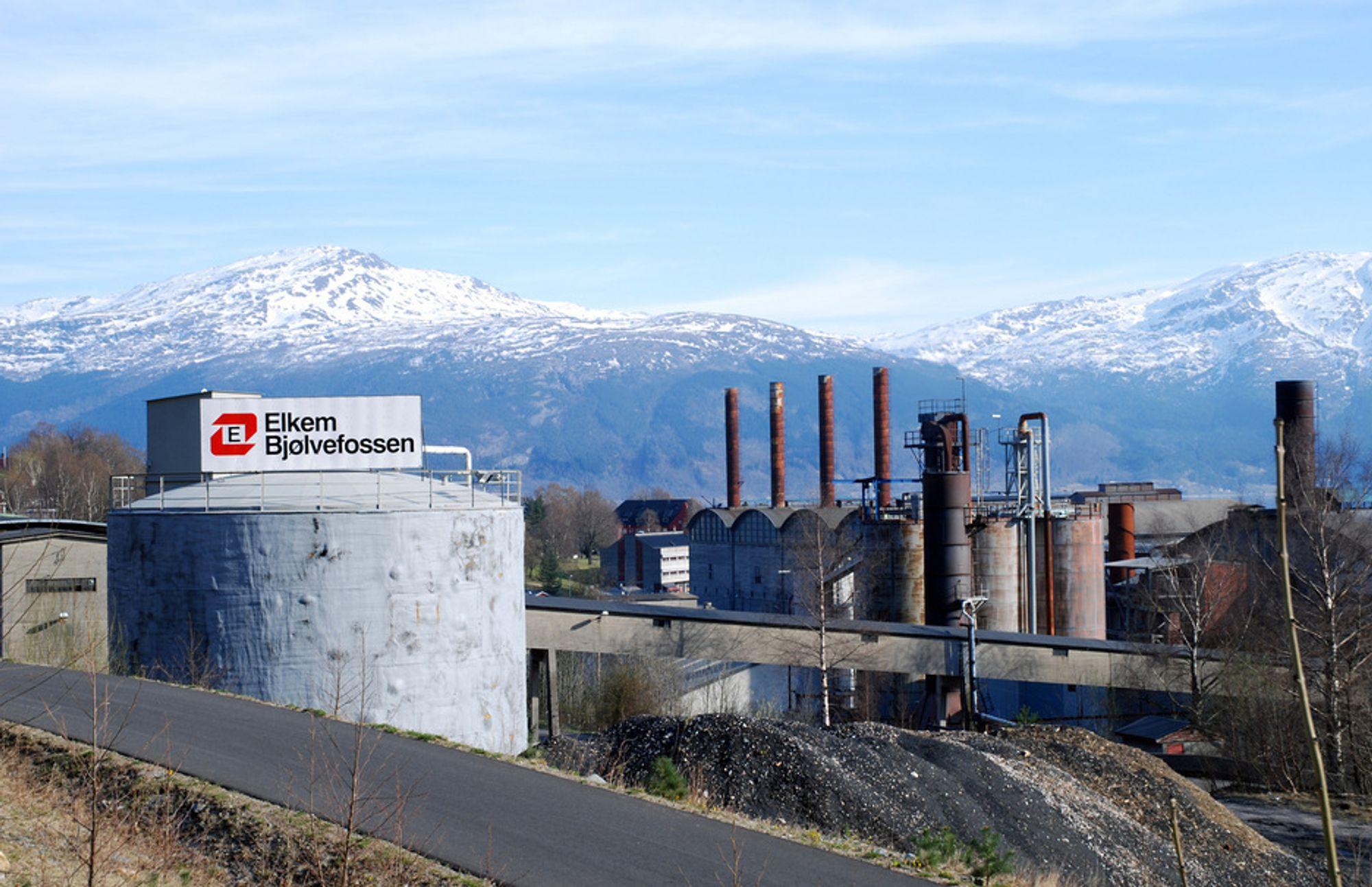 SALG: Elkem har vært i Orklas eie siden 2005. Nå sier kilder at selskapet selges til Kina.