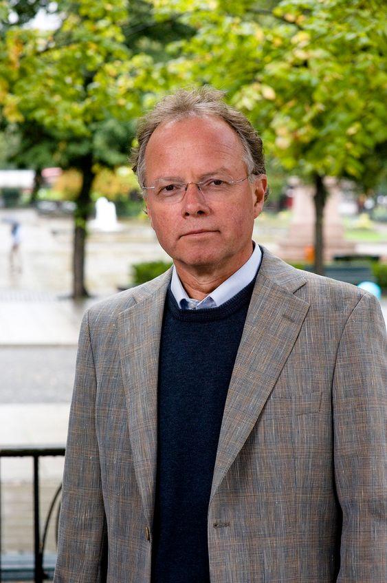 Stortingsrepresentant Øyvind Halleraker, Høyre.