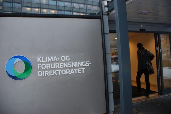 Logo Klif, klima- og forurensningsdirektoratet, åpning 18. januar 2010