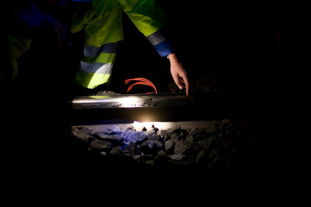 MÅ FIKSES: - Vi er nødt til å prioritere vedlikehold og få orden på den jernbanen vi har. Det tror jeg alle er enige med oss i når vi så hvordan situasjonen var i vinter, sier statssekretær Lars Erik Bartnes i Samferdselsdepartementet.