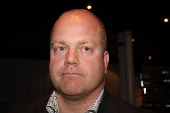 Johan Marius Ly, beredskapsdirektør i Kystverket.