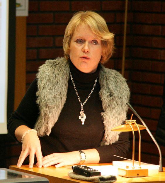 Marianne Aasen (Ap), leder av Kirke-, undervisnings- og forskningskomiteen på Stortinget.