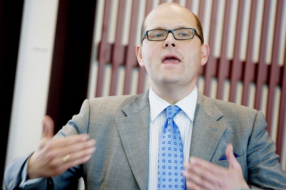 - Tallene viser at vi i beste fall er middelmådige, sier Petter H. Brubakk, NHOs direktør for næringspolitikk.