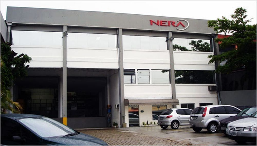 Nera Networks' hovedkontor i Brasil.