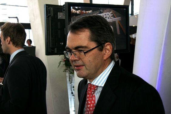 Hydro-sjef Svein Richard Brantdzæg