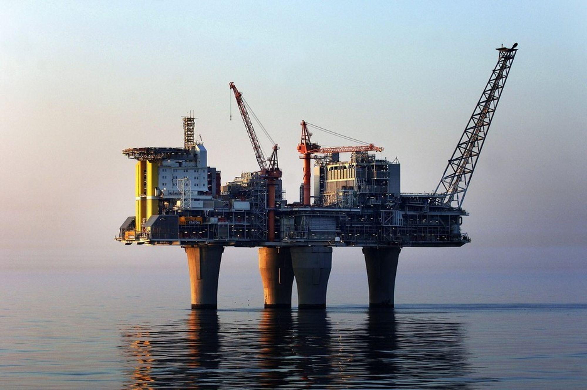 Oljen holder til 2080, ifølge anslag fra Econ Pöyry.