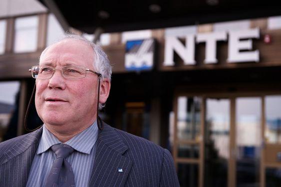 VENTER PÅ MER: - Det er viktig at myndighetene sørger for rammebetingelser slik at hele Ytre Vikna vindpark blir bygget ut, sier konsernsjef Torbjørn R. Skjerve i NTE.