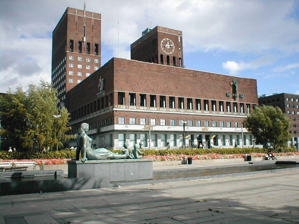 BYENE VINNER: Folkerike kommuner som Oslo scorer jevnt over bedre på alle kriterier i KS-undersøkelsen om IKT-bruk.